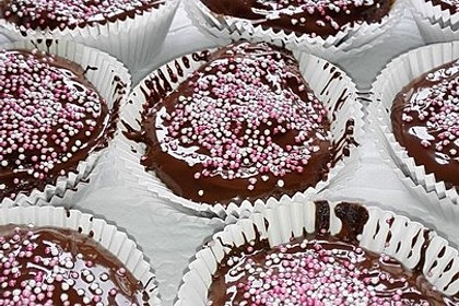 Schoko - Toffifee - Muffins 28