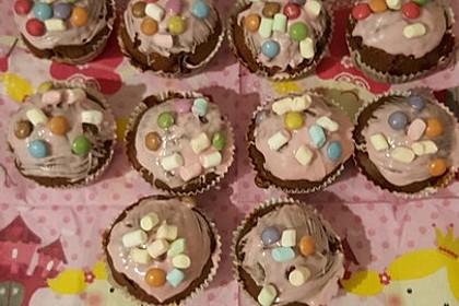 Schoko - Toffifee - Muffins 37