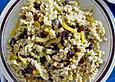 Chinesischer Nudel - Pesto - Salat