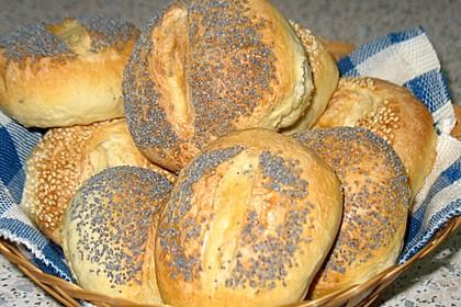 Semmeln, original wie vom Bäcker 1
