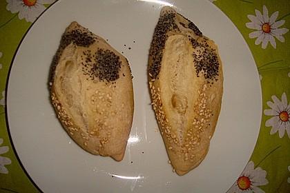 Semmeln, original wie vom Bäcker 2