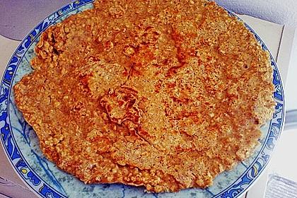Haferflocken - Pfannkuchen 14