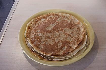 Haferflocken - Pfannkuchen 10