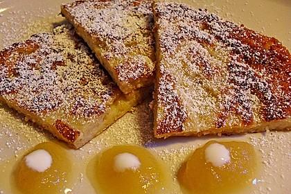 Haferflocken - Pfannkuchen 5