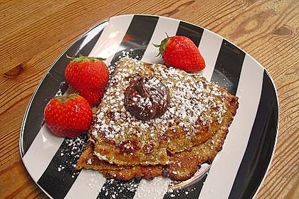 Haferflocken - Pfannkuchen 0
