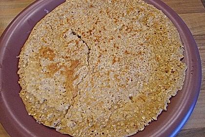 Haferflocken - Pfannkuchen 16