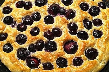Haferflocken - Pfannkuchen 1