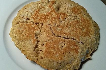 Haferflocken - Pfannkuchen 12