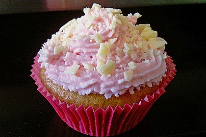 Himbeer Cupcakes 11