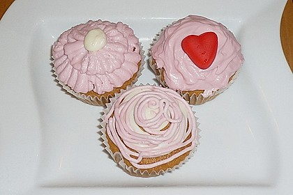 Himbeer Cupcakes 19