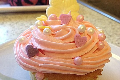 Himbeer Cupcakes 2