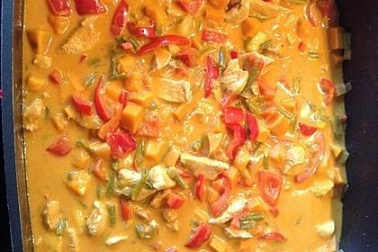 Hähnchencurry mit Süßkartoffeln 18