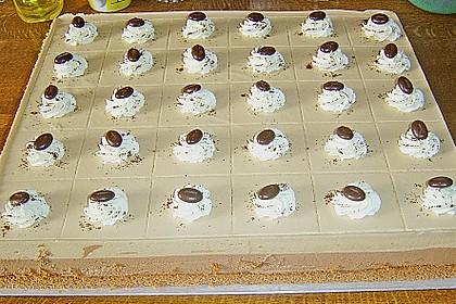 Cappuccino - Schokoladentorte 4