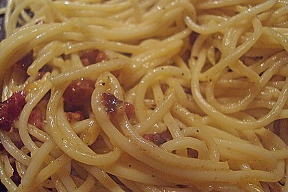 Spaghetti Carbonara 30