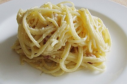 Spaghetti Carbonara 40
