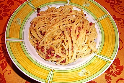 Spaghetti Carbonara 13