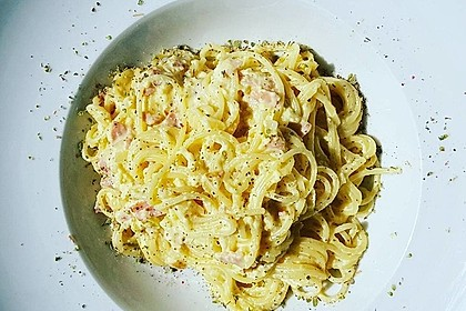 Spaghetti Carbonara 22