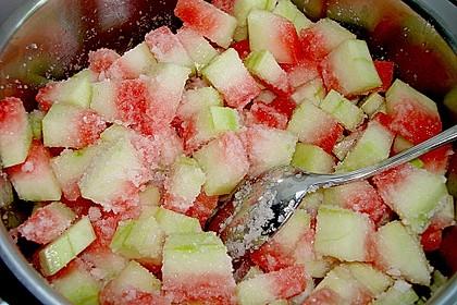 Eingelegte Wassermelonenschale 4