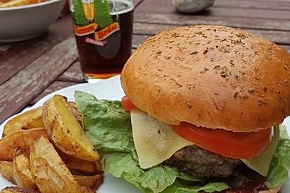 Feuervogels Brauhaus-Burger 1