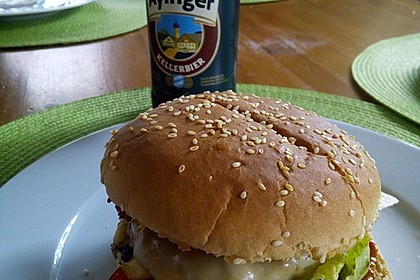 Feuervogels Brauhaus-Burger 2