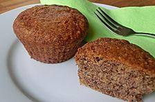 Haselnuss - Muffins