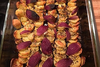 Bratkartoffeln aus dem Backofen 5