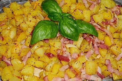 Bratkartoffeln aus dem Backofen 1