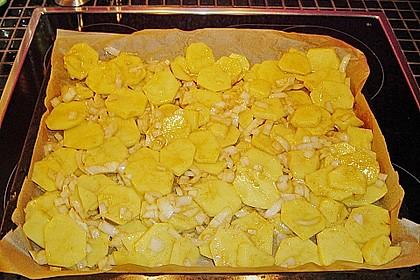 Bratkartoffeln aus dem Backofen 24