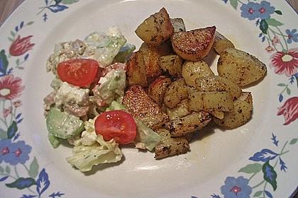Bratkartoffeln aus dem Backofen 18