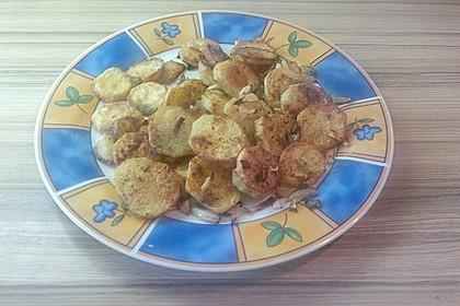 Bratkartoffeln aus dem Backofen 25