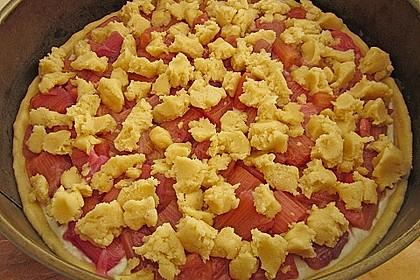 Obstkuchen mit Streuseln 22
