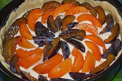 Obstkuchen mit Streuseln 25