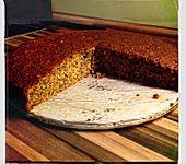 Karotten - Mohn - Kuchen