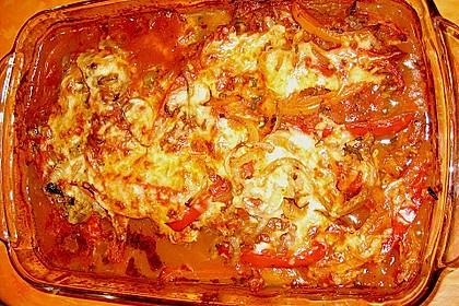 Ofenschnitzel alla bolognese 6