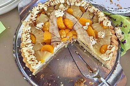Schneller Biskuit für Obstkuchen 58
