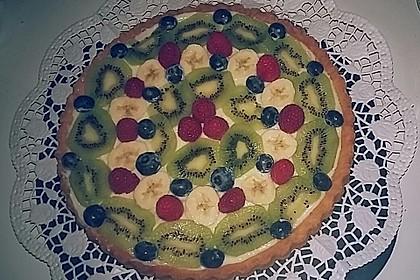 Schneller Biskuit für Obstkuchen 48