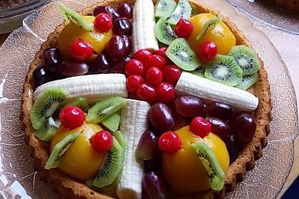 Schneller Biskuit für Obstkuchen 39