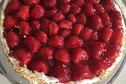 Schneller Biskuit für Obstkuchen 36