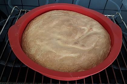 Schneller Biskuit für Obstkuchen 35