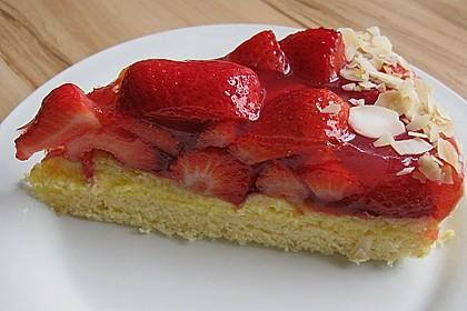 Schneller Biskuit für Obstkuchen 43