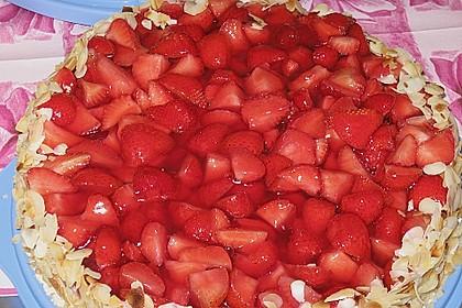 Schneller Biskuit für Obstkuchen 29