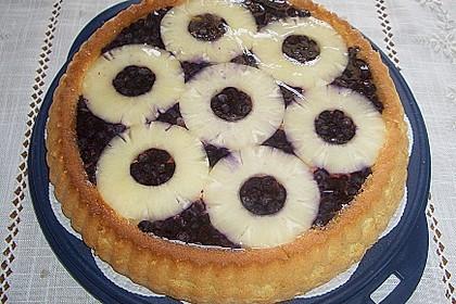 Schneller Biskuit für Obstkuchen 25
