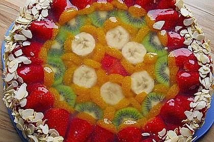Schneller Biskuit für Obstkuchen 53