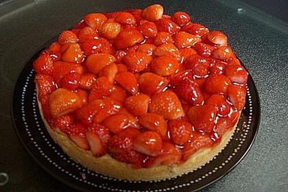 Schneller Biskuit für Obstkuchen 78