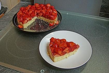 Schneller Biskuit für Obstkuchen 54