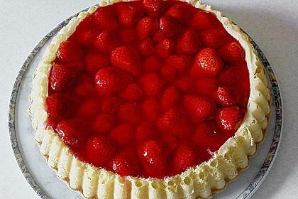 Schneller Biskuit für Obstkuchen 17