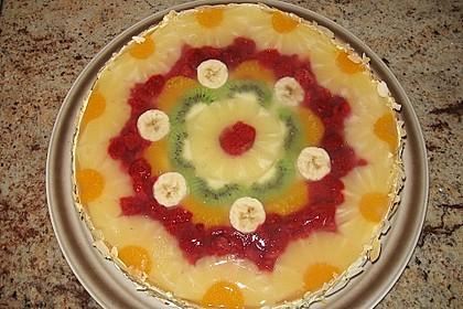 Schneller Biskuit für Obstkuchen 63