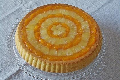 Schneller Biskuit für Obstkuchen 13