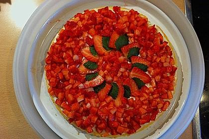 Schneller Biskuit für Obstkuchen 75