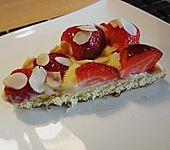 Schneller Biskuit für Obstkuchen (Bild)